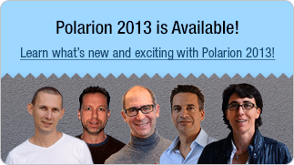 Read what's new with Polarion 2013