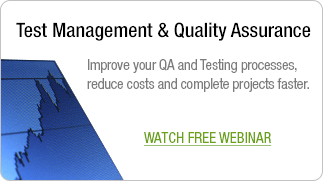 On-demand-webinar: Test Management and Quality Assurance
