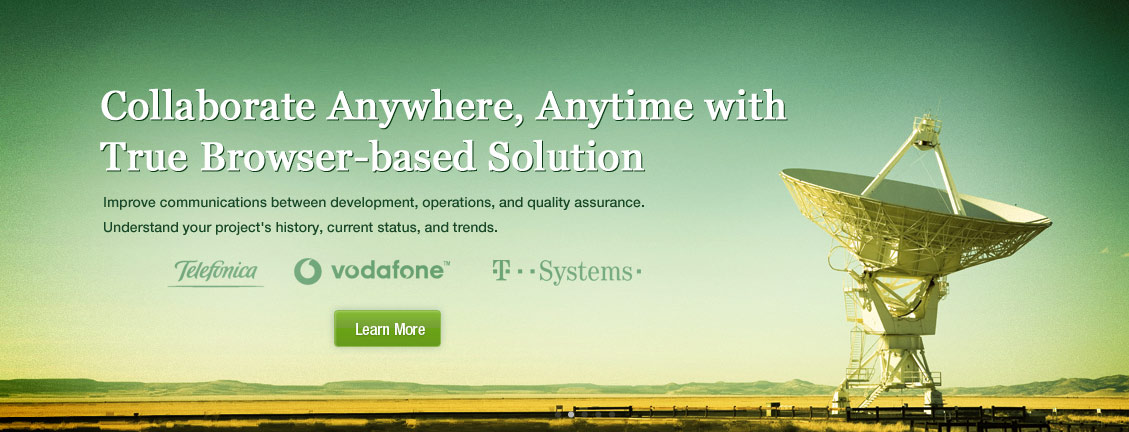 Collaborarte Anywhere, Anytime with true Browser-based solution