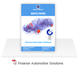 Free PDF Report: Polarion Solutions for Automotive OEMs and Suppliers